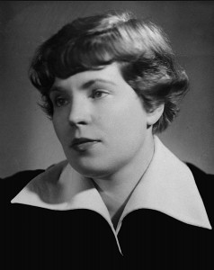 Galina Ustwolskaja Portrait - Sikorski Musikverlage