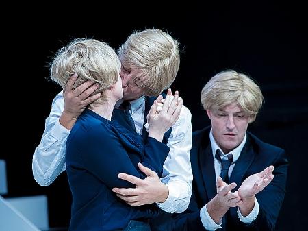 Torvald frei nach Henrik Ibsens Nora im TAG