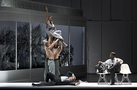 American Lulu im Theater an der Wien - Olga Neuwirth