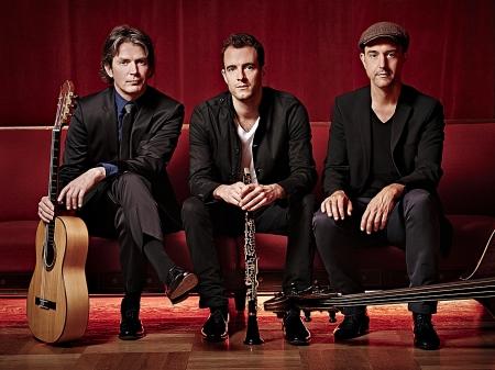 David Orlowsky Trio in Wien Nestroyhof Hamakom