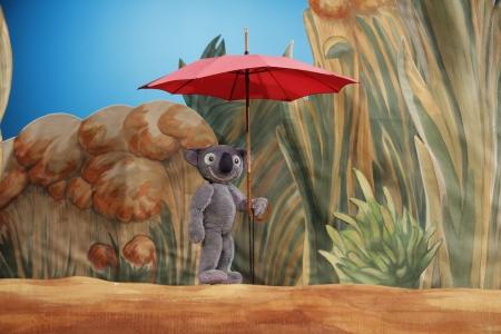 Koko und der Zauberschirm (c) LILARUM