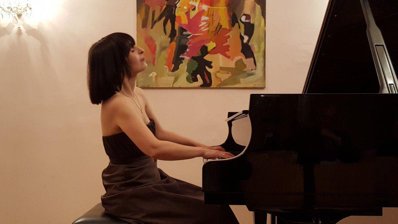 Ketevan Sepashvilis Klavierspiel wirkt wie eine Droge
