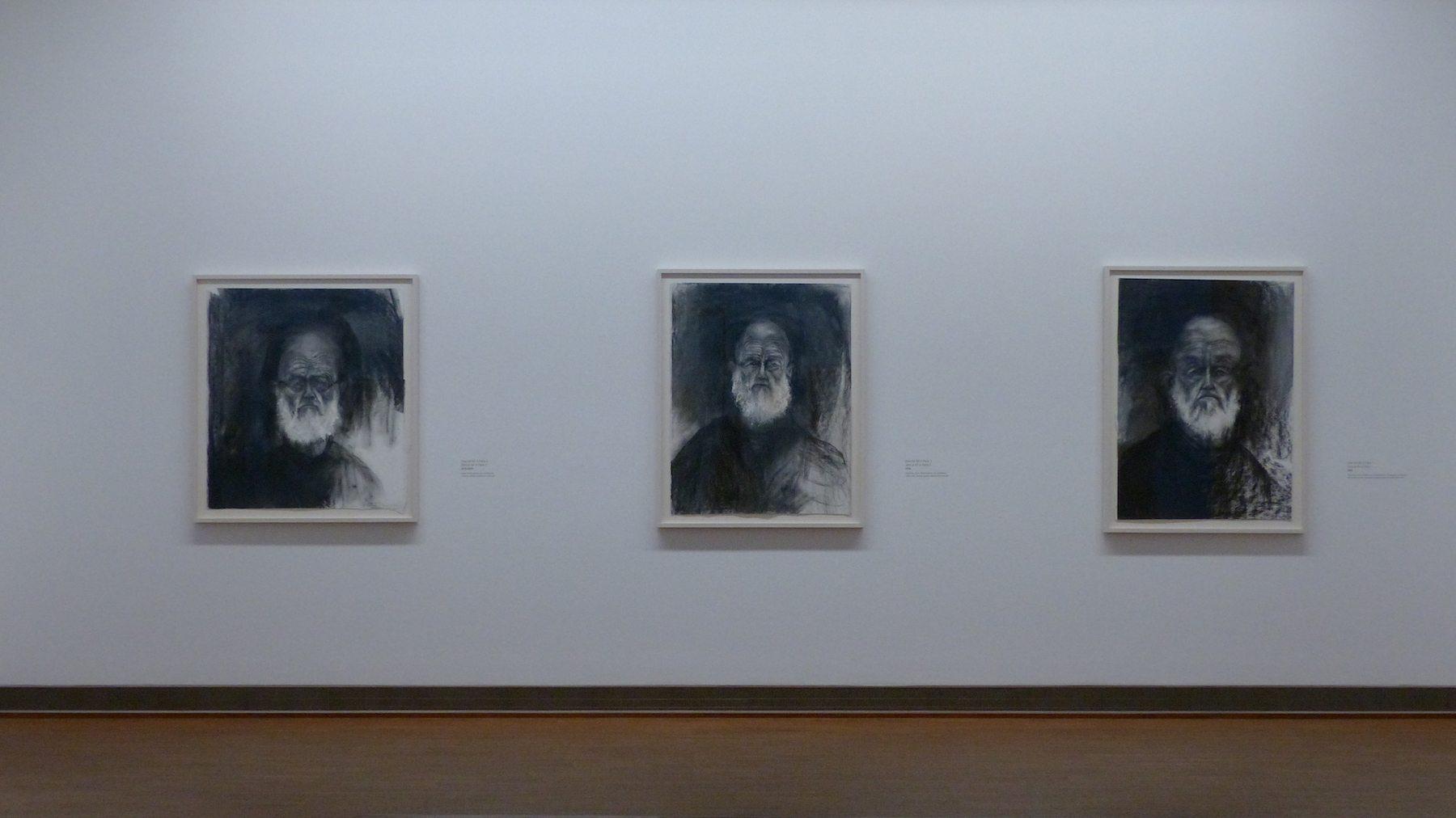 "Jim Dine ""I never look away"" (c) European Cultural News"