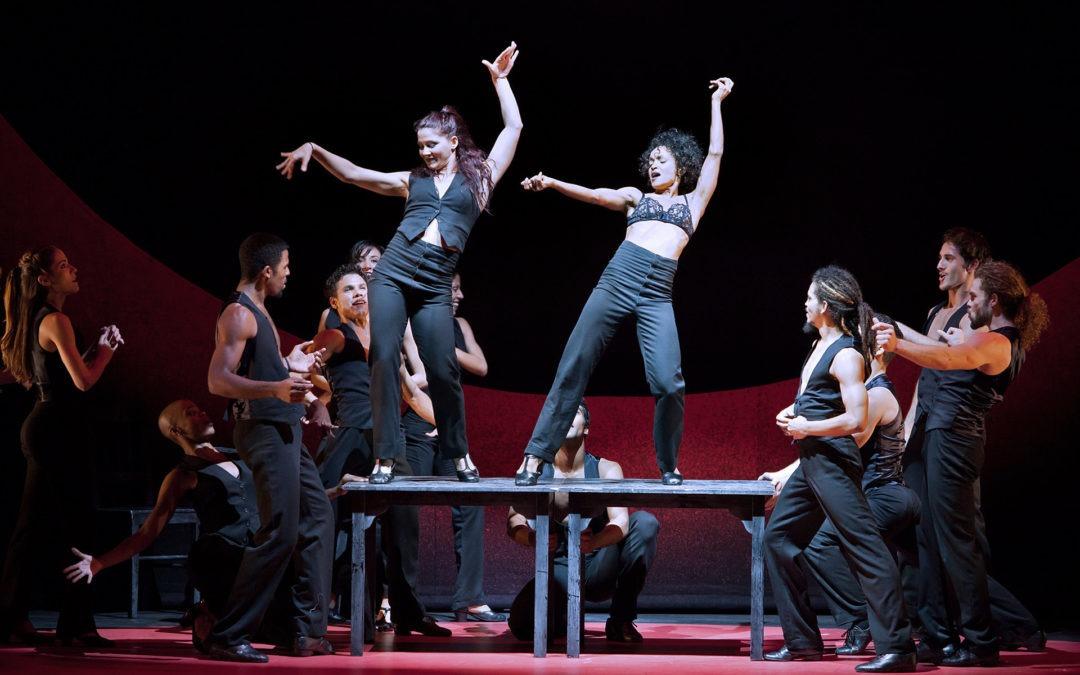 Großes Tanztheater zur Eröffnung